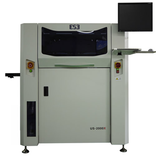 ESE US-2000X Fully Automatic Screen Printer